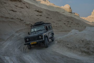 dead sea jeep tour