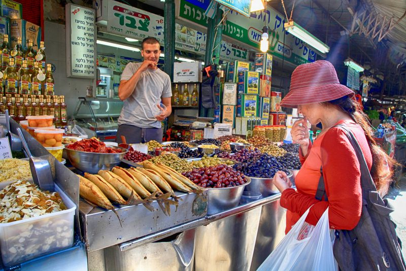 shuk and cook tour