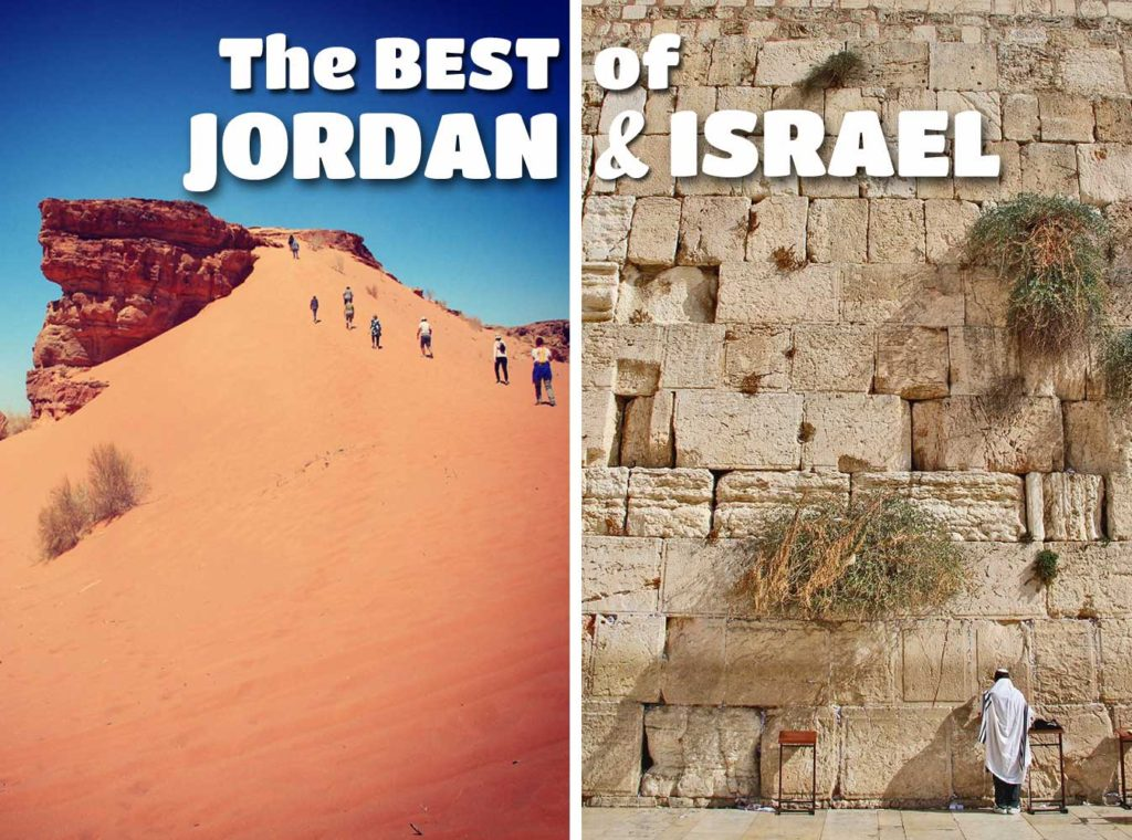 BEST of Israel and Jordan