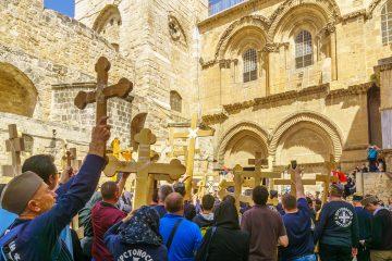 Jerusalem, Israel Good Friday